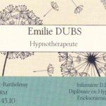 hypnothérapeute Emilie DUBS